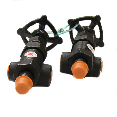 Q66 Liquid Level Gauge Valve Pair